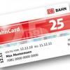 Bahncard 25 Preis: DB-Bahncard zur Probe und nach Klassen