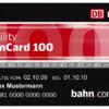 DB: Bahncard 100 für Senioren noch im Jahr 2014?