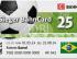 DB: Sieger-Bahn-Card 25 zur WM 2014