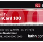 Bahncard 100: Preis 2013 und Kosten im Vergleich