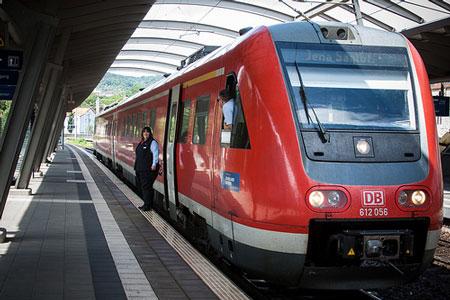 Deutsche Bahn Einsteiger-Ticket